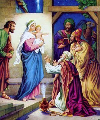 Дева Мария слагала все слова сии в сердце Своем